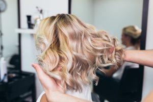 Balayage on Curly Hair