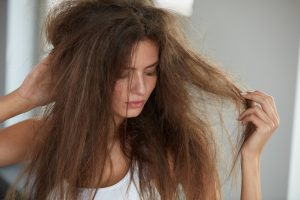 Air-Drying Your Hair