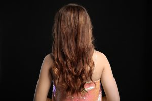 Caramel Highlights on Long Flowing Layers
