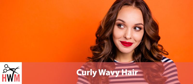 How to Embrace Curly Wavy Hair