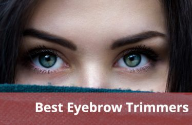 best-eyebrow-trimmers