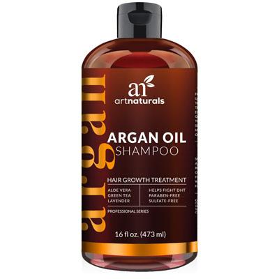 Art Naturals' Argan Oil Shampoo Hair Growth Therapy