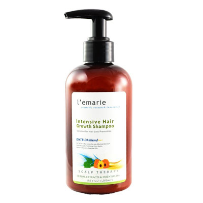 L'emarie Intensive Hair Growth and Hair Loss Shampoo