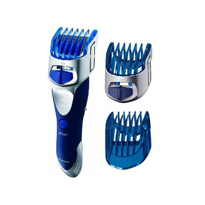 Panasonic ER-GS60-S Self-Hair Clipper Wet/Dry