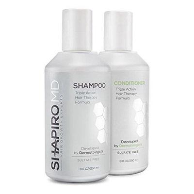 Shapiro MD DHT Blocker Shampoo