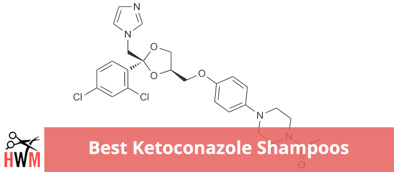 7 Best Ketoconazole Shampoos of 2019