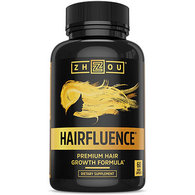 Hairfluence Natural Hair Growth Formula