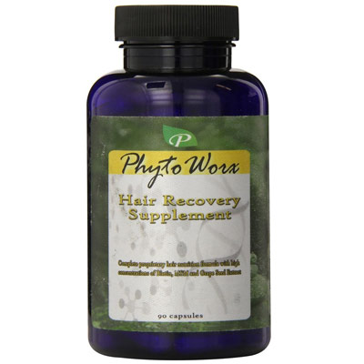 PhytoWorx Hair Recovery and Regrowth Supplement