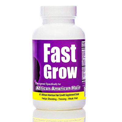 Fast Hair Growth Formula