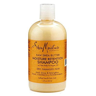 Shea Moisture Raw Shea Retention Shampoo