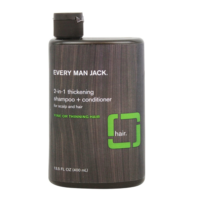 Thickening 2-1 Shampoo and Conditioner by Every Man Jack