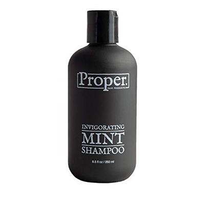Invigorating Mint Shampoo by Proper Hair Products