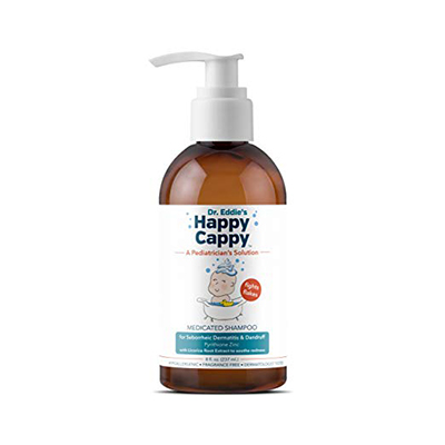 Medicated Shampoo By Happy Cappy