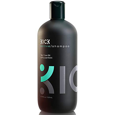 Tea Tree Oil And Peppermint Shampoo by Kick