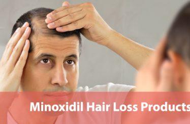 Minoxidil Hair Loss Products