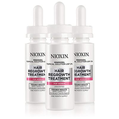 Nioxin Hair Regrowth Treatment for Women