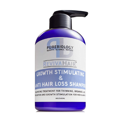 Pure Biology Hair Growth Stimulating Shampoo
