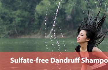 Sulfate-free Dandruff Shampoos