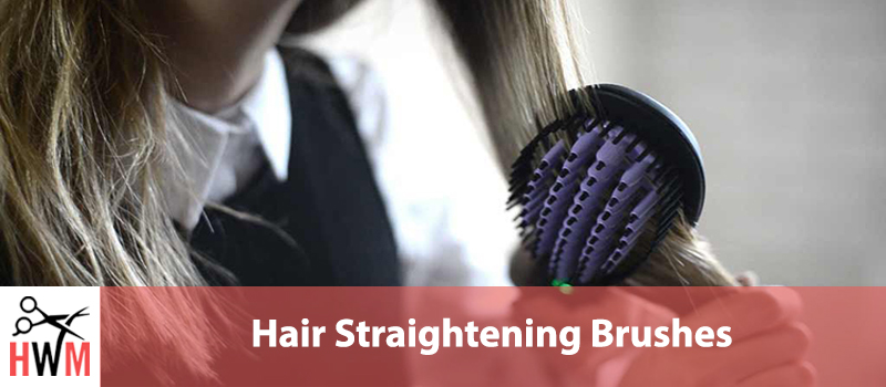 8 Best Hair Straightening Brushes of 2019