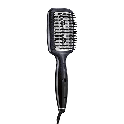 INFINITIPRO BY CONAIR Diamond-Infused Ceramic Smoothing Hot Brush/Straightening Brush