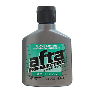 Afta Pre-Electric Shave Lotion 6-pack