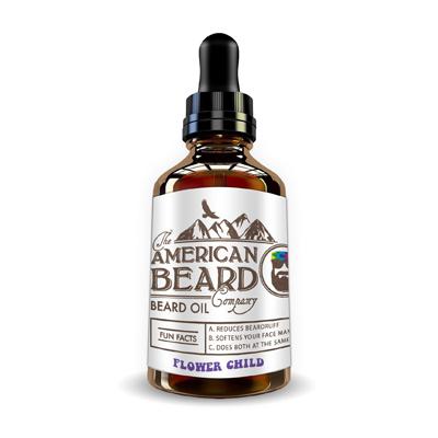 American Beard Company Beard Oil