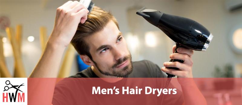 7 Best Hair Dryers for Men