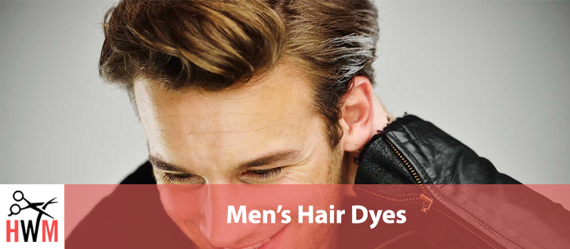 Astounding 7 Best Mens Hair Dyes Of 2019 Hair World Magazine Natural Hairstyles Runnerswayorg