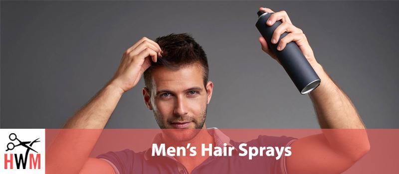 7 Best Hair Sprays for Men