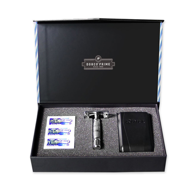 Best-Value-Safety-Razor-Kit