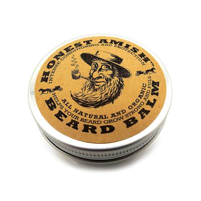 Honest Amish Beard Balm Conditioner