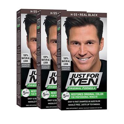 Just for Men Original Formula Black 3-Pack
