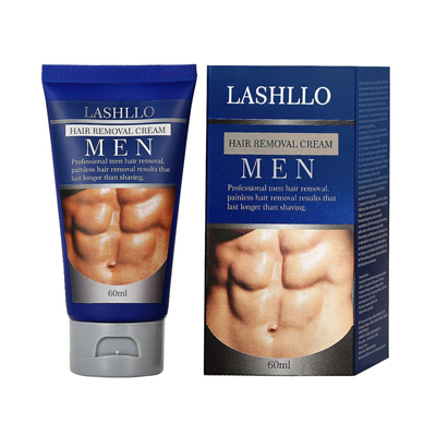 Lashllo Men's Hair Removal Cream