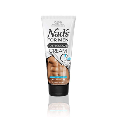Nad's for Men Hair Removal Cream (3 pack)