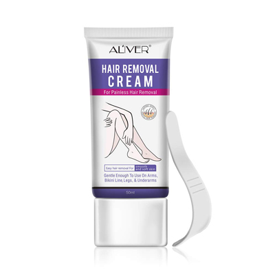Aĺiver Hair Removal Cream