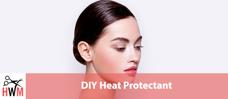 DIY Heat Protectant: What Are Your Options?