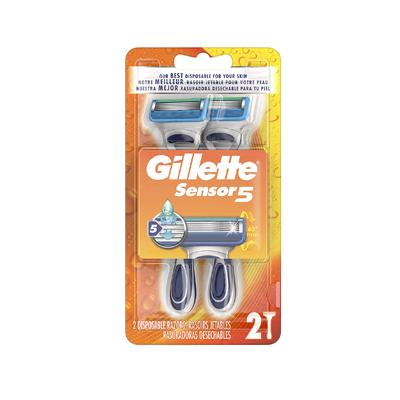Gillette Sensor5 Men's Disposable Razors
