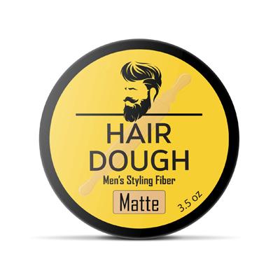 Hair Dough Men's Styling Fiber
