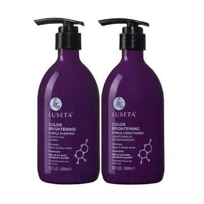 Luseta Shampoo & Conditioner Bundle