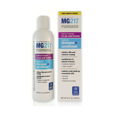 MG217Therapeutic Shampoo + Conditioner