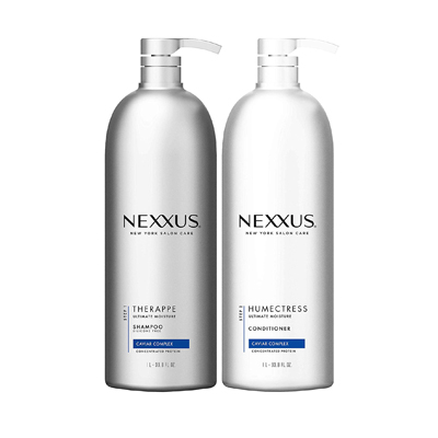 Nexxus TherappeHumectress Combo Pack Shampoo and Conditioner