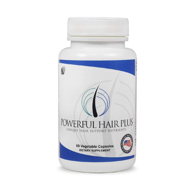 Powerful Hair Plus Hair Vitamins