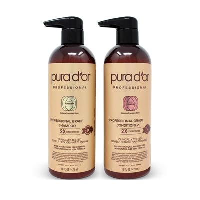 Pura D'or Professional Shampoo