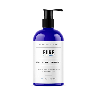 Pure Biology RevivaHair Shampoo