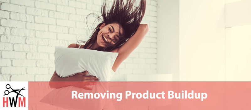 Removing Product Buildup
