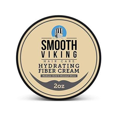 Smooth Viking Hydrating Fiber Cream Molding Wax