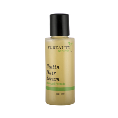 Biotin Hair Growth Serum by Pureauty Naturals