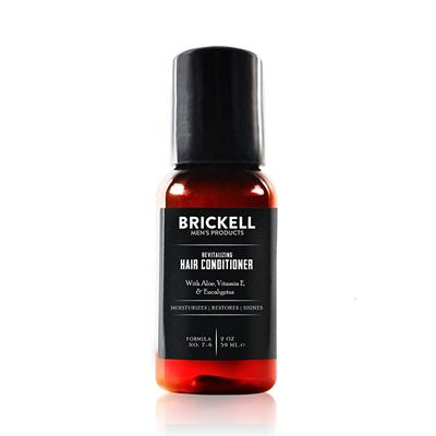 Brickell Men's Revitalizing Hair Conditioner for Men