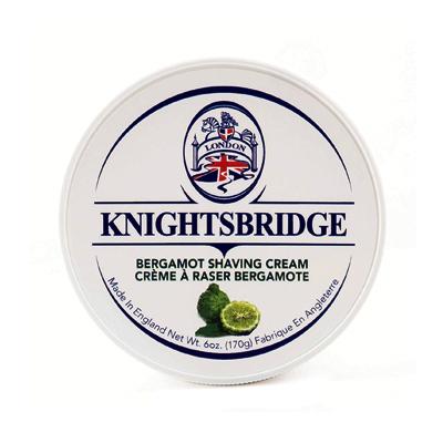 Knightsbridge Bergamot Shave Cream
