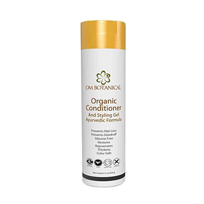 OmBotanical Organic Conditioner and Styling Gel